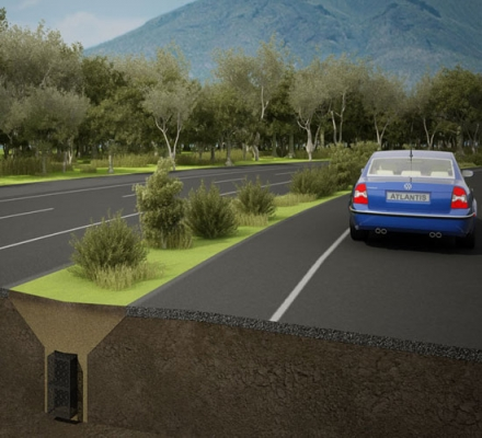 Road drainage atlantis corporation roads highways residential sub divisions roads sciox Choice Image