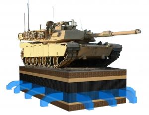 Titan Army Tank
