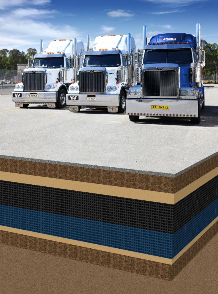 Titan Truck Yard