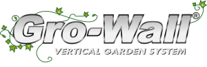 Atlantis Gro-Wall® 4 Logo vertical garden & green wall system